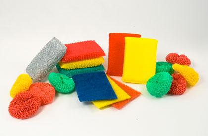 Как сделать губки для игрушек 4